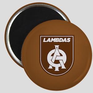 Lambda Theta Phi Logo Magnet