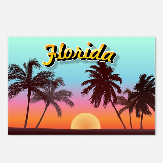 Sunshine State.png Postcards (Package of 8)