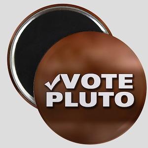 VOTE PLUTO Magnet