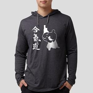 aikido Mens Hooded Shirt