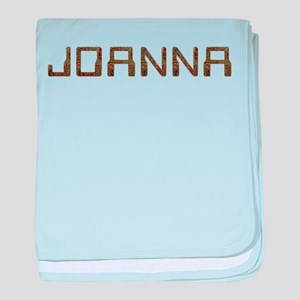 Joanna Circuit baby blanket