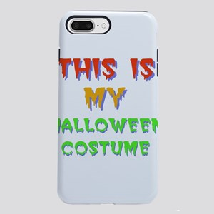 My Halloween Costume Tank iPhone 7 Plus Tough Case