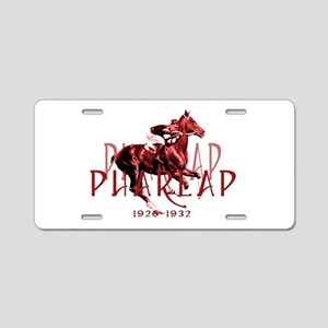 Pharlap Aluminum License Plate