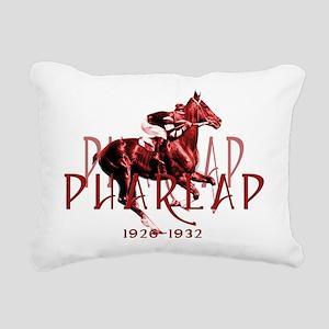Pharlap Rectangular Canvas Pillow