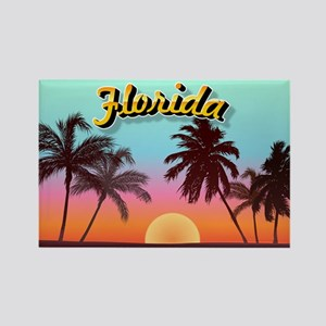 Sunshine State Rectangle Magnet