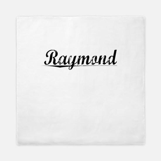 Raymond, Vintage Queen Duvet