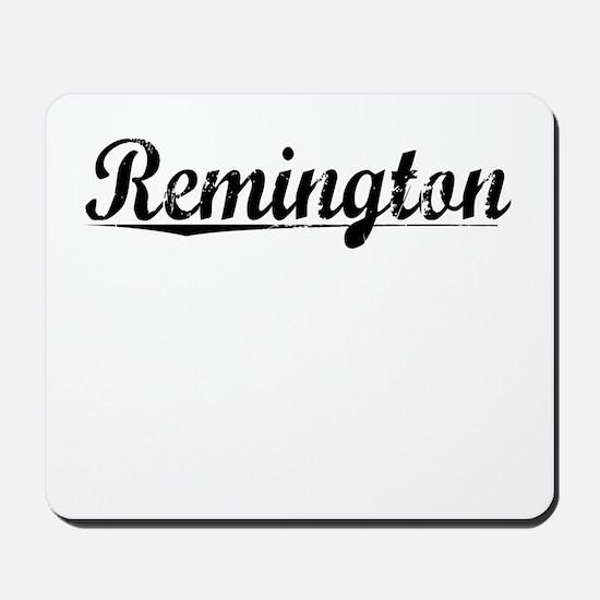 Remington, Vintage Mousepad