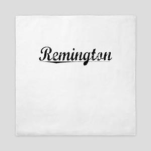 Remington, Vintage Queen Duvet