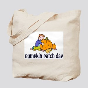 PUMPKIN PATCH DAY Tote Bag