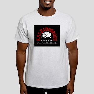 Kaleidoscope reverse logo Light T-Shirt