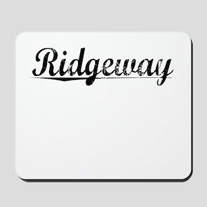 Ridgeway, Vintage Mousepad