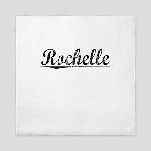 Rochelle, Vintage Queen Duvet