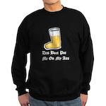 Cafepress Oktoberfest 2a.png Sweatshirt (dark)