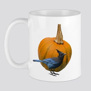 Jay Pumpkin Mug