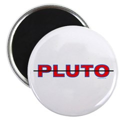 Pluto Deleted Magnet