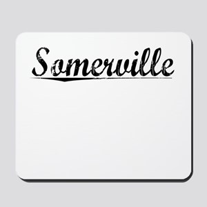 Somerville, Vintage Mousepad