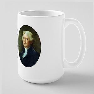 Thomas Jefferson Large Mug