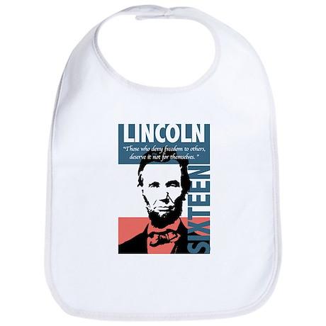 Abraham Lincoln 16th President Bib