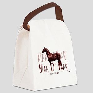 Man o War Canvas Lunch Bag