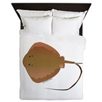 Stingray (Southern) ray Queen Duvet