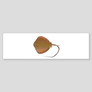 Stingray (Southern) ray Sticker (Bumper)