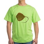 Stingray (Southern) ray Green T-Shirt