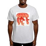 Giant Deep Sea Jellyfish Light T-Shirt
