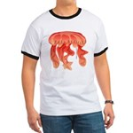 Giant Deep Sea Jellyfish Ringer T