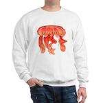 Giant Deep Sea Jellyfish Sweatshirt