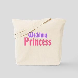 Wedding Princess Tote Bag