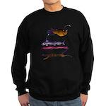 Deep Sea Fish Teeth Sweatshirt (dark)