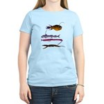 Deep Sea Fish Teeth Women's Light T-Shirt