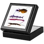 Deep Sea Fish Teeth Keepsake Box