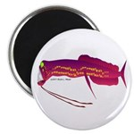 Deep Sea Dragonfish Magnet