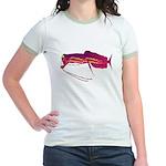 Deep Sea Dragonfish Jr. Ringer T-Shirt