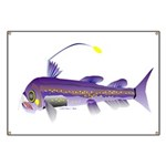 Deep Sea Viperfish Banner