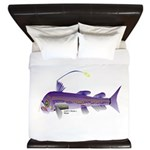 Deep Sea Viperfish King Duvet