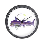 Deep Sea Viperfish Wall Clock