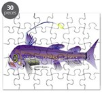Deep Sea Viperfish Puzzle