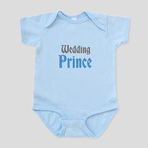 Wedding Prince Infant Bodysuit
