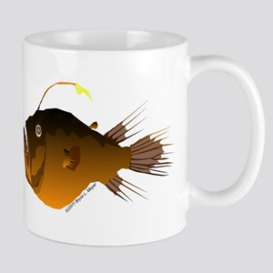 Deep Sea Anglerfish (Female) Mug