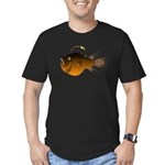 Deep Sea Anglerfish (Female) Men's Fitted T-Shirt