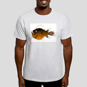 Deep Sea Anglerfish (Female) Light T-Shirt