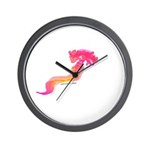Deep Sea Worm Wall Clock