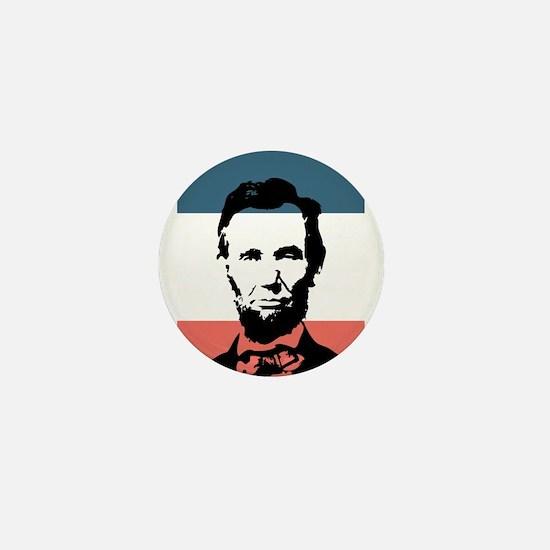 Abraham Lincoln 16th President Mini Button
