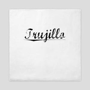 Trujillo, Vintage Queen Duvet
