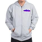 Coelacanth Zip Hoodie