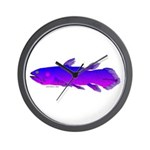 Coelacanth Wall Clock