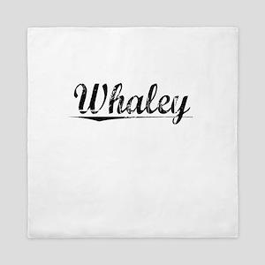 Whaley, Vintage Queen Duvet