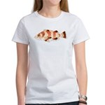 Copper Rockfish fish Women's T-Shirt